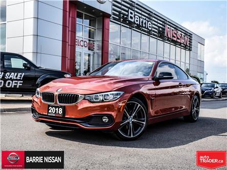 2018 BMW 430i xDrive (Stk: P414B) in Barrie - Image 1 of 28
