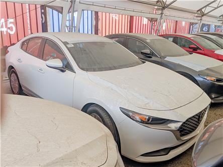 2019 Mazda Mazda3  (Stk: H1741) in Calgary - Image 1 of 2