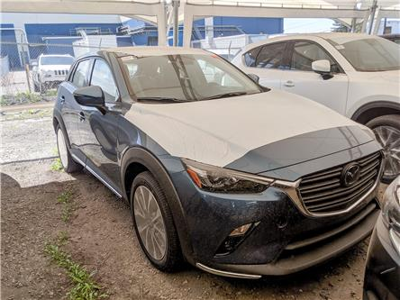 2019 Mazda CX-3 GT (Stk: H1812) in Calgary - Image 1 of 10