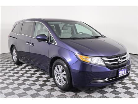 2015 Honda Odyssey EX (Stk: 52553) in Huntsville - Image 1 of 35
