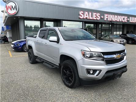 2017 Chevrolet Colorado LT (Stk: 17-281548) in Abbotsford - Image 1 of 18