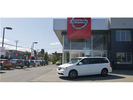 2017 Dodge Grand Caravan CVP/SXT (Stk: 9M8079A) in Duncan - Image 1 of 4