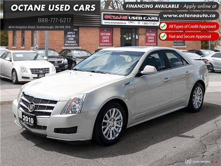 2010 Cadillac CTS 3.0L (Stk: ) in Scarborough - Image 1 of 25
