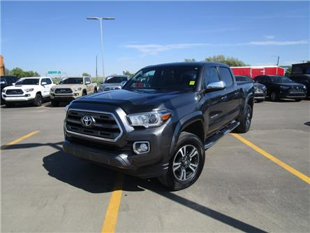 2016 Toyota Tacoma Limited (Stk: 7887) in Moose Jaw - Image 1 of 30