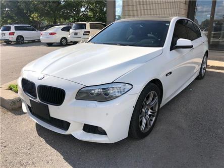 2013 BMW 5 SERIES M SPORT PKG 528I XDRIVE | SUNROOF | NAVI | (Stk: TRD211) in Vaughan - Image 1 of 8