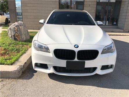 2013 BMW 5 SERIES M SPORT PKG 528I XDRIVE | SUNROOF | NAVI | (Stk: TRD211) in Vaughan - Image 2 of 8