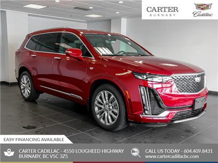 2020 Cadillac XT6 Premium Luxury (Stk: C0-44900) in Burnaby - Image 1 of 24