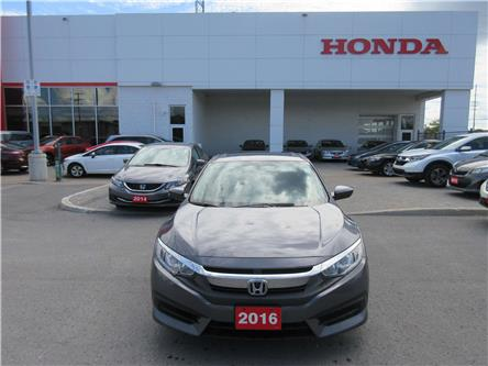 2016 Honda Civic EX (Stk: 27398L) in Ottawa - Image 2 of 17