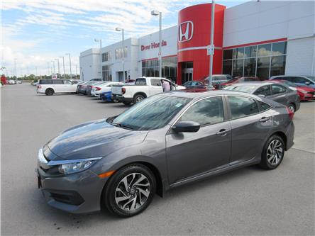 2016 Honda Civic EX (Stk: 27398L) in Ottawa - Image 1 of 17