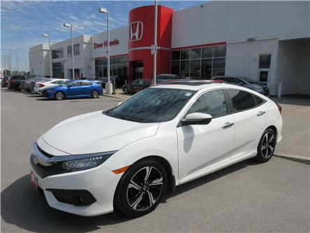 2016 Honda Civic Touring (Stk: SS3583) in Ottawa - Image 1 of 21