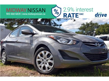 2014 Hyundai Elantra GL (Stk: KL534276A) in Whitby - Image 1 of 27