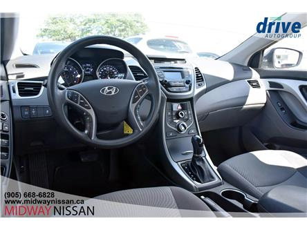 2014 Hyundai Elantra GL (Stk: KL534276A) in Whitby - Image 2 of 27