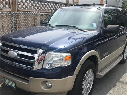 2008 Ford Expedition  (Stk: 19) in Kamloops - Image 1 of 13