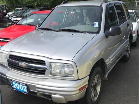 2002 Chevrolet Tracker  (Stk: 15) in Kamloops - Image 1 of 9