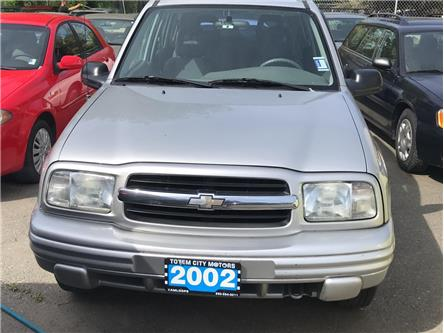 2002 Chevrolet Tracker  (Stk: 15) in Kamloops - Image 2 of 9