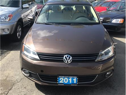 2011 Volkswagen Jetta 2.0 TDI Highline (Stk: 3) in Kamloops - Image 2 of 11