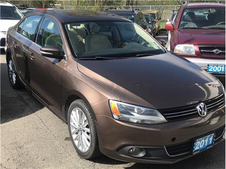 2011 Volkswagen Jetta 2.0 TDI Highline (Stk: 3) in Kamloops - Image 1 of 11
