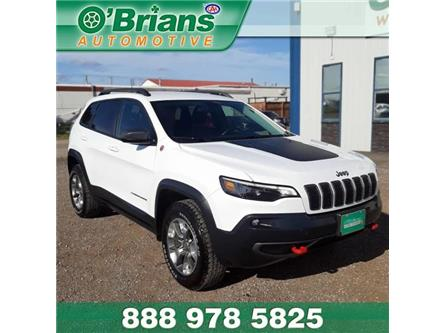 2019 Jeep Cherokee Trailhawk (Stk: 12747A) in Saskatoon - Image 1 of 24