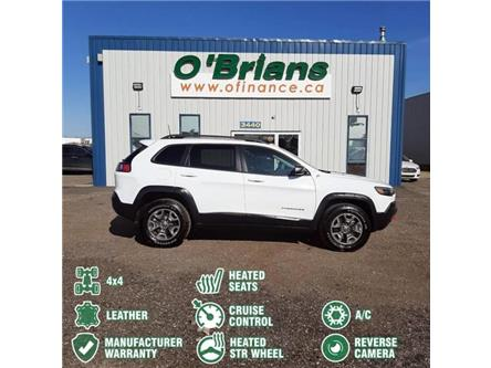 2019 Jeep Cherokee Trailhawk (Stk: 12747A) in Saskatoon - Image 2 of 24