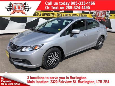 2015 Honda Civic LX (Stk: 47438r) in Burlington - Image 1 of 22