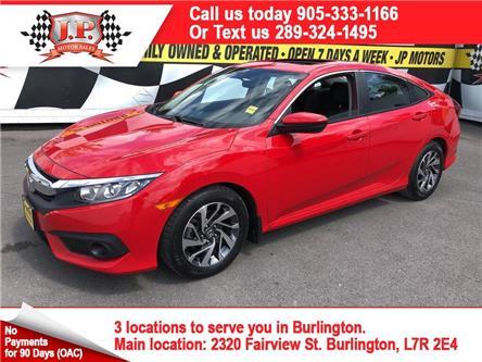 2017 Honda Civic EX (Stk: 47511) in Burlington - Image 1 of 25