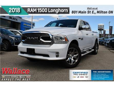 2018 RAM 1500 Longhorn/LOADED!!! (Stk: PR5106A) in Milton - Image 1 of 9