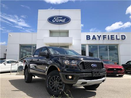 2019 Ford Ranger Lariat (Stk: RG191049) in Barrie - Image 1 of 30