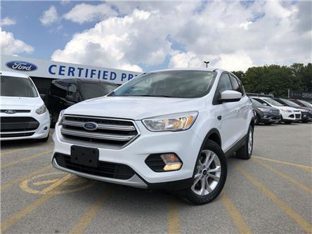 2017 Ford Escape SE (Stk: ES19840A) in Barrie - Image 1 of 22