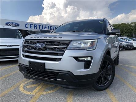 2018 Ford Explorer XLT (Stk: EX19947A) in Barrie - Image 1 of 30