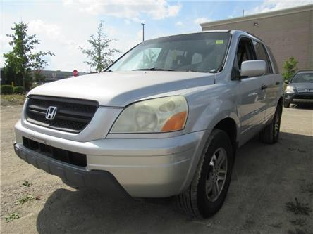 2004 Honda Pilot EX-L, HEATED SEATS, MATS (Stk: 9022774B) in Brampton - Image 1 of 11