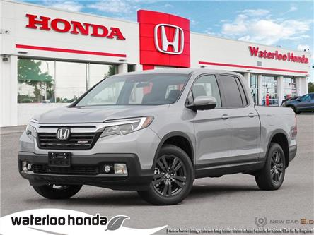 2019 Honda Ridgeline Sport (Stk: H6049) in Waterloo - Image 1 of 23