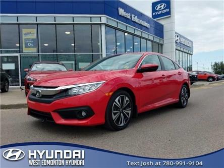 2017 Honda Civic EX-T (Stk: E4627) in Edmonton - Image 1 of 23