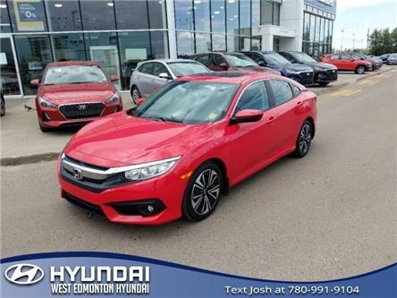 2017 Honda Civic EX-T (Stk: E4627) in Edmonton - Image 2 of 23