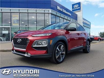2018 Hyundai Kona 1.6T Trend (Stk: E4628) in Edmonton - Image 1 of 23
