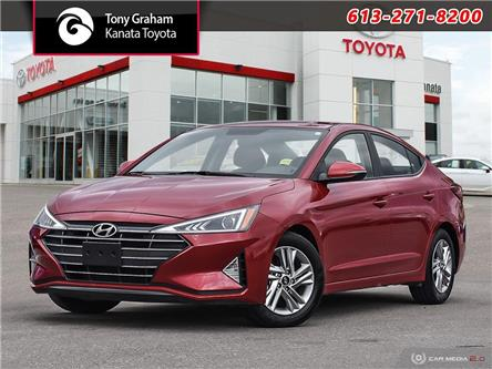 2019 Hyundai Elantra Ultimate (Stk: 89569A) in Ottawa - Image 1 of 28