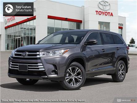 2019 Toyota Highlander LE (Stk: K4334) in Ottawa - Image 1 of 24