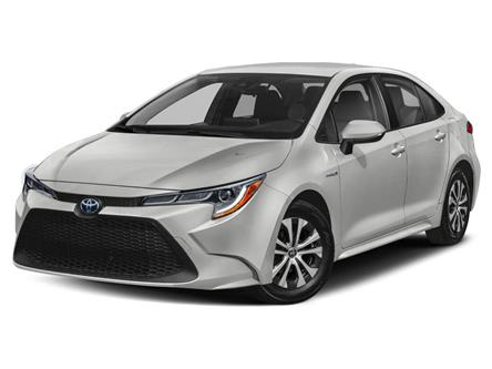 2020 Toyota Corolla Hybrid Base (Stk: 20075) in Ancaster - Image 1 of 9