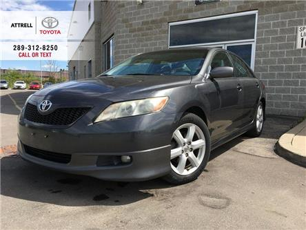 2008 Toyota Camry SE SUNROOF, ALLOYS, SKIRT PKG, SPOILER, PWR DRIVER (Stk: 44982A) in Brampton - Image 1 of 23