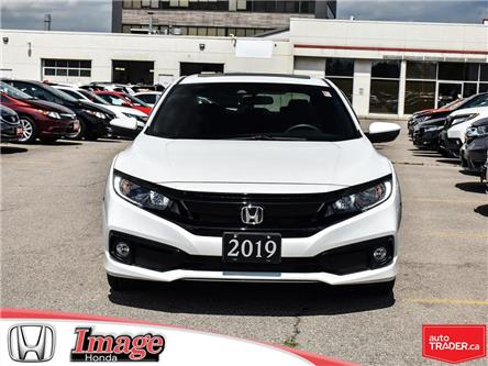 2019 Honda Civic Sport (Stk: 9C651A) in Hamilton - Image 2 of 20