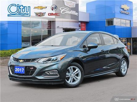 2017 Chevrolet Cruze Hatch LT Auto (Stk: R12344) in Toronto - Image 1 of 27