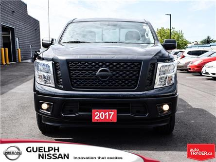 2017 Nissan Titan  (Stk: UP13679) in Guelph - Image 2 of 20