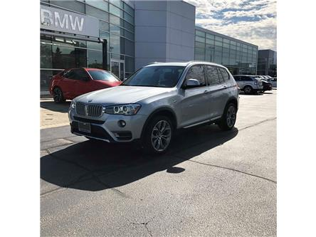 2017 BMW X3 xDrive28i (Stk: DB5737) in Oakville - Image 1 of 10