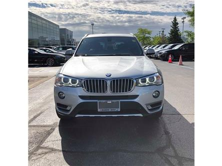 2017 BMW X3 xDrive28i (Stk: DB5737) in Oakville - Image 2 of 10