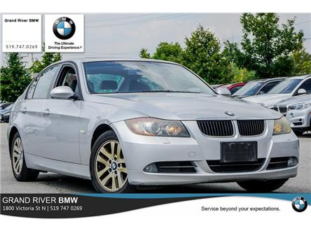 2007 BMW 328 xi (Stk: T34314A) in Kitchener - Image 1 of 5