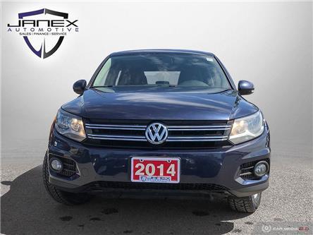 2014 Volkswagen Tiguan Trendline (Stk: 19354) in Ottawa - Image 2 of 26