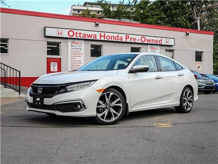 2019 Honda Civic Touring (Stk: H7841-0) in Ottawa - Image 1 of 27