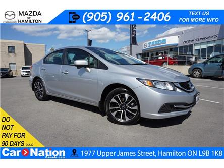 2015 Honda Civic EX (Stk: HU868) in Hamilton - Image 1 of 36