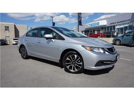 2015 Honda Civic EX (Stk: HU868) in Hamilton - Image 2 of 36