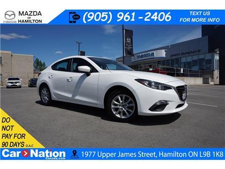 2016 Mazda Mazda3 GS (Stk: HU869) in Hamilton - Image 1 of 34