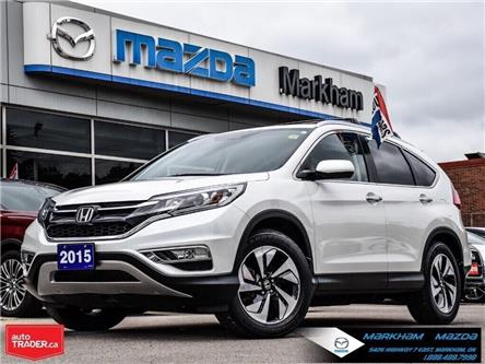 2015 Honda CR-V Touring (Stk: N190179A) in Markham - Image 1 of 30